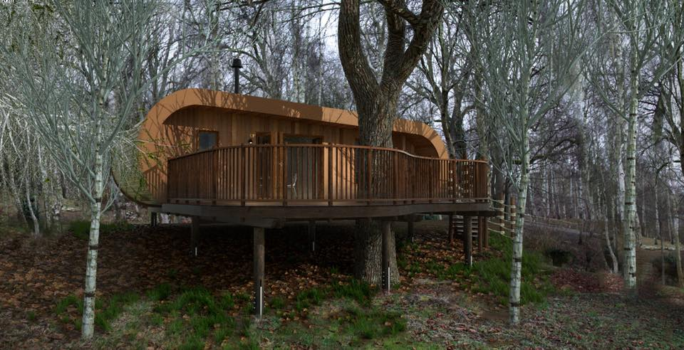 The Fish Hotel To Launch Luxury Treehouses