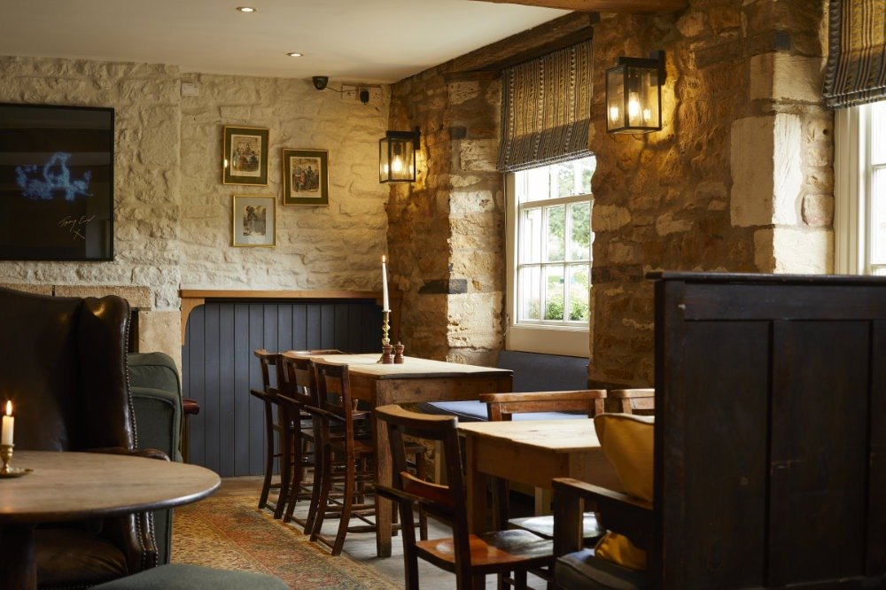 Best pubs in Oxfordshire