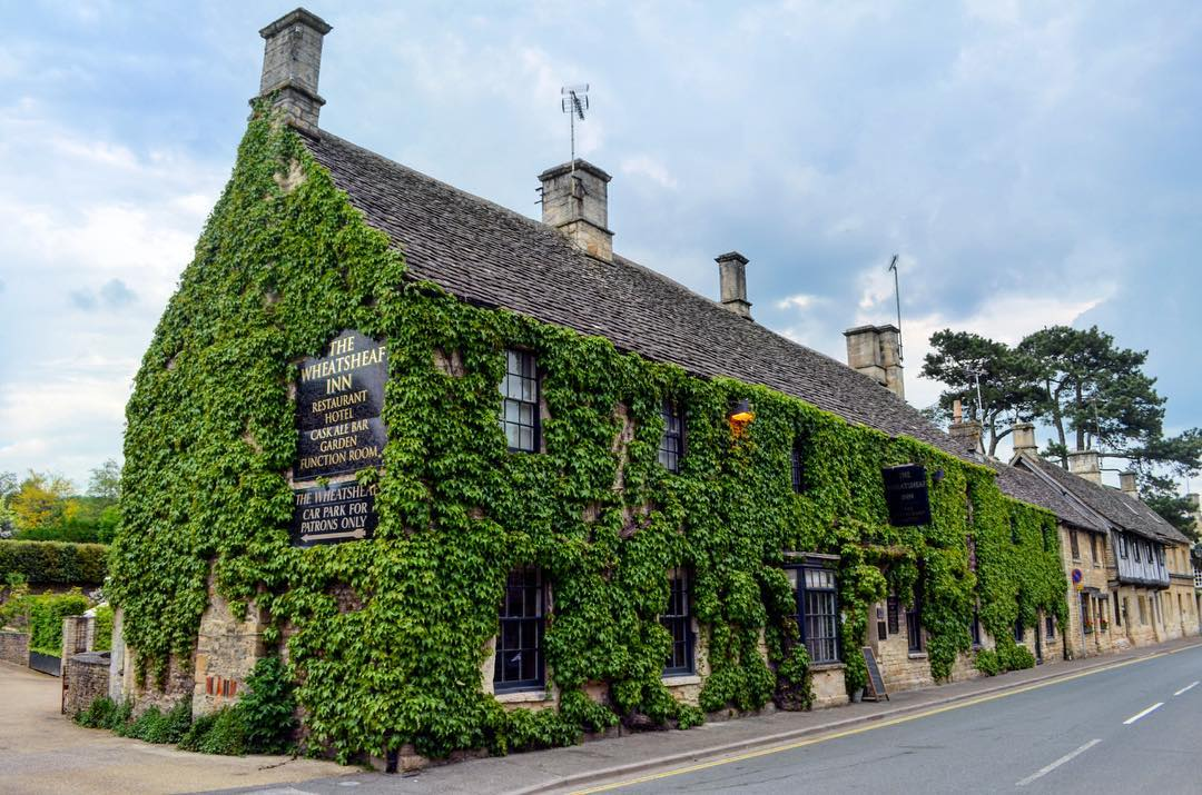 The Wheatsheaf Northleach